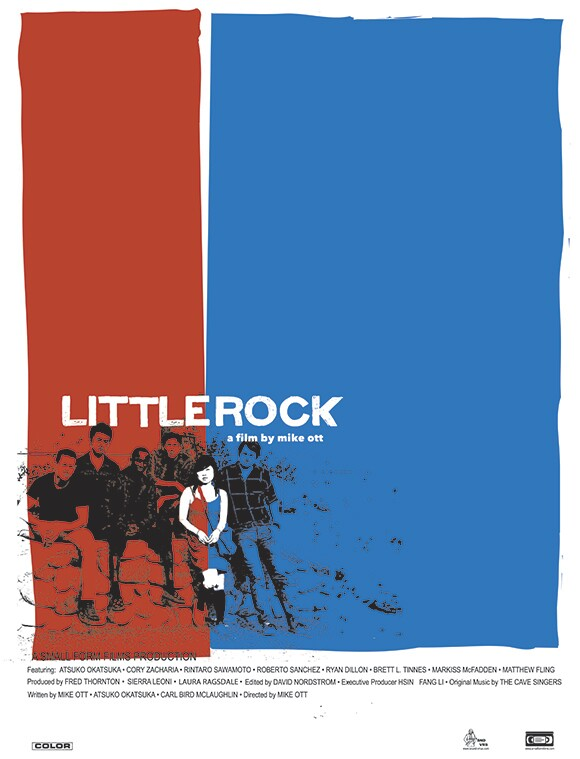 Mike_Ott_LiTTLEROCK_Poster_ENGLISH