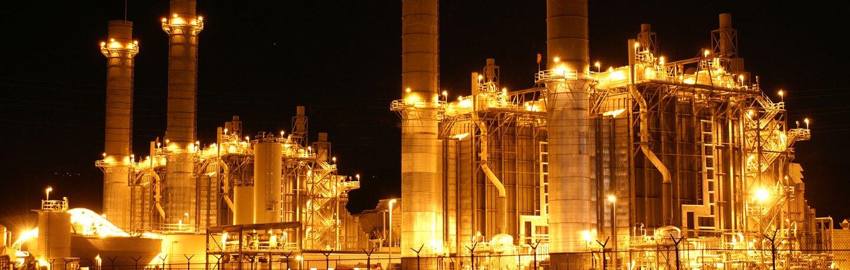 Power plant in San Bernardino