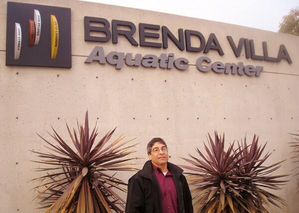 Brenda Villa and Steve Gutierrez, Commerce heroes   Photo: Vickie Vertiz