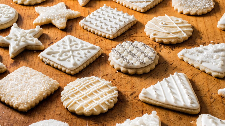 easy holiday sugar cookies