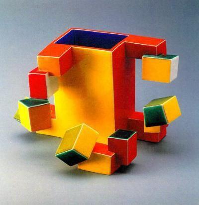 Ken-Price Untitled Two-Parts 1970: LA Louver.