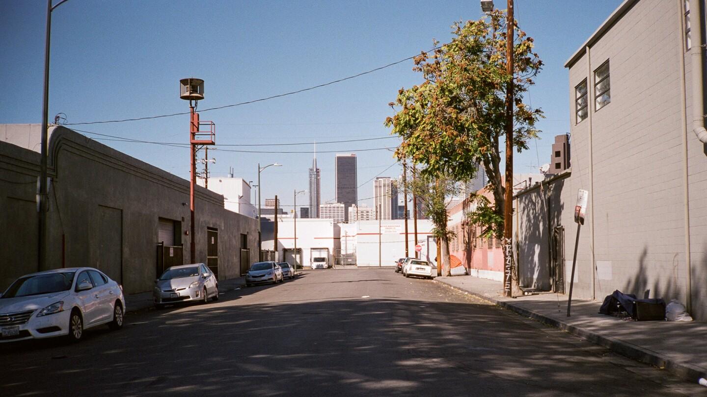 S. Central Avenue & E. Wilde Street