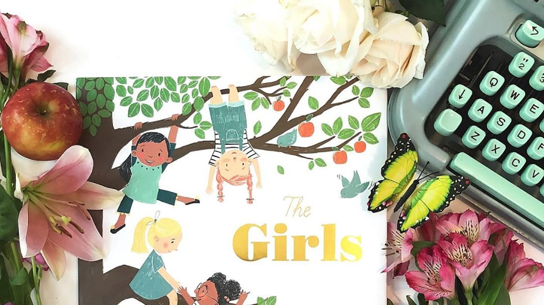 AHL - Friendship Book List - The Girls