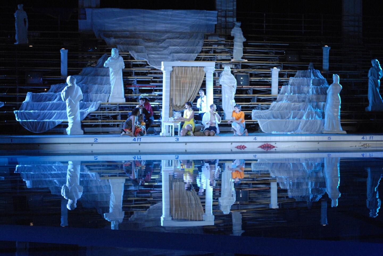 """Orpheus & Euridice"" opera"