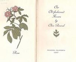 Old Fashioned Flowers by Olive Percival