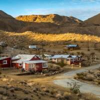 The Yellow Aster Mine in Randsburg, CA | Kim Stringfellow. January 2019