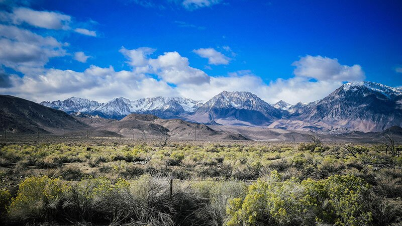 The Owens Valley and the Sierra Nevada