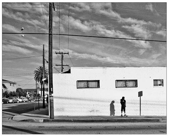Skater on Indiana | Photo: Rafael Cardenas