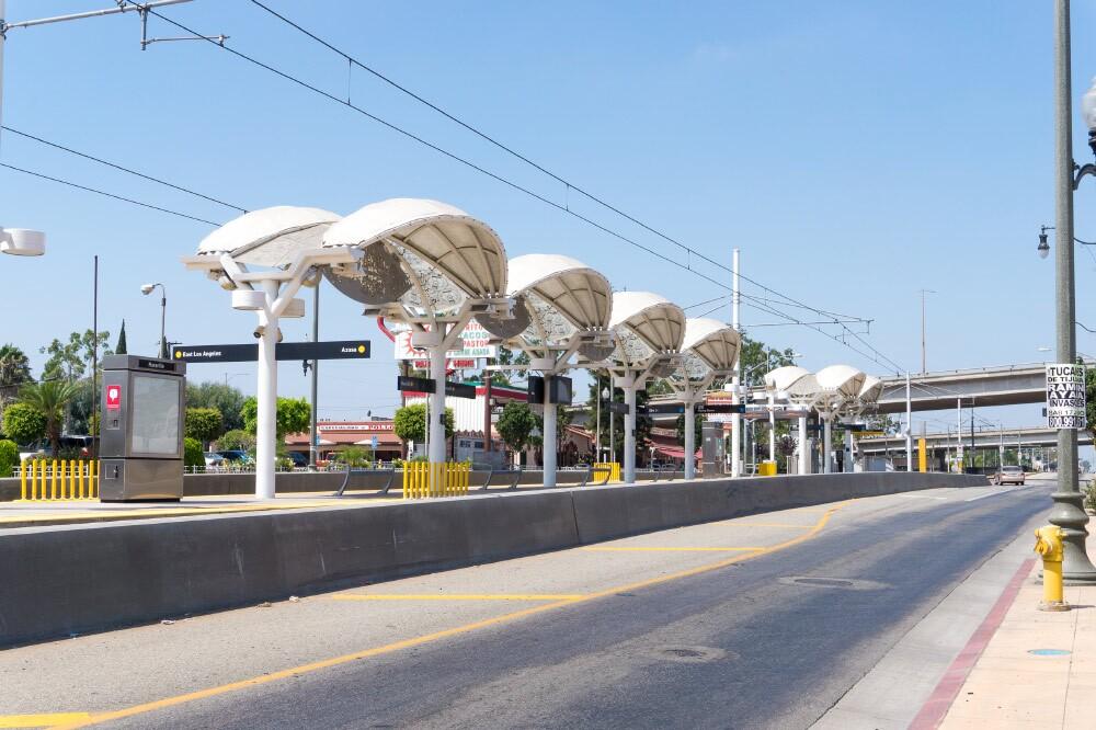 Metro - Los Angeles Public Transit Expansion