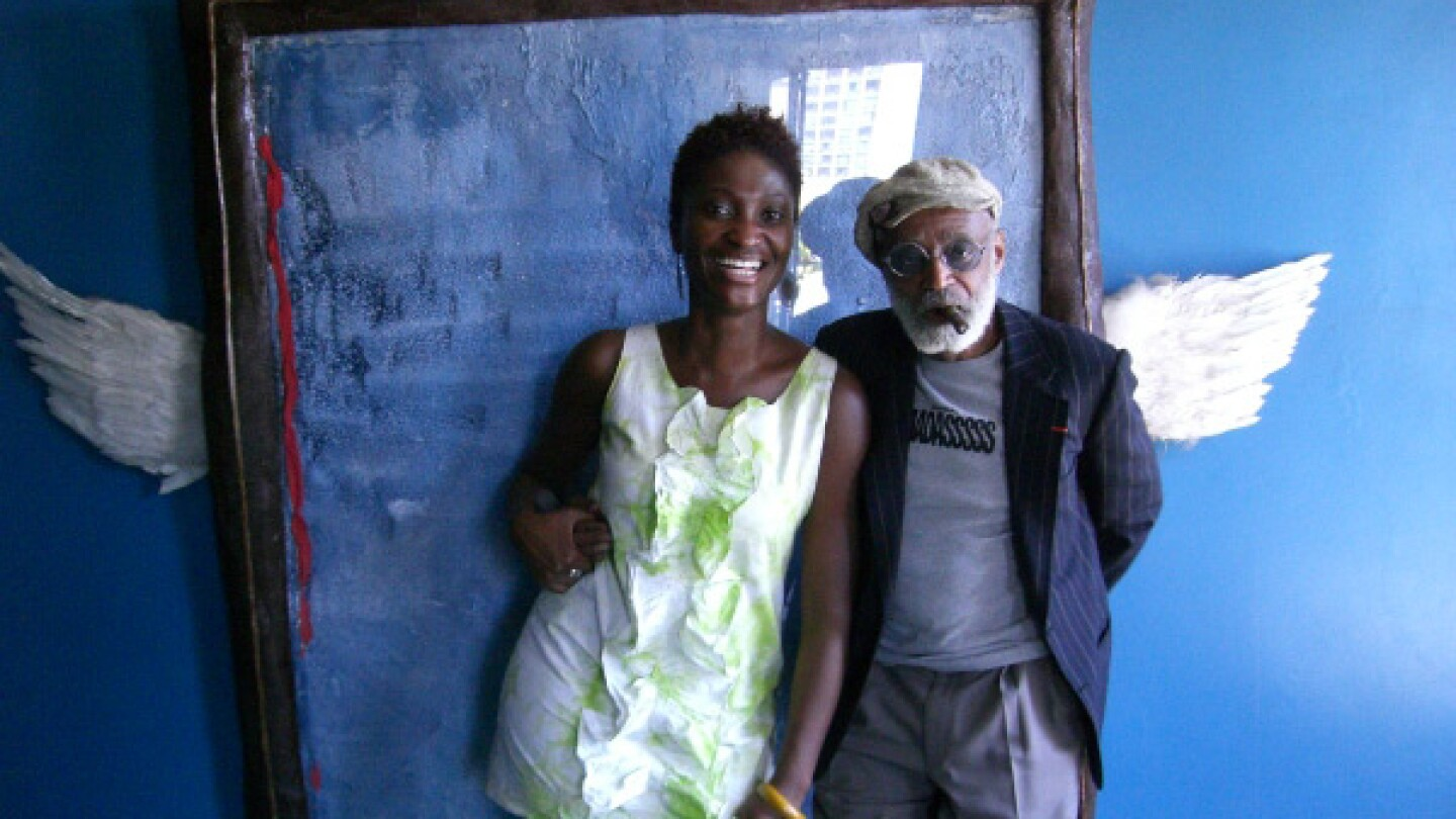 Christabel and Melvin