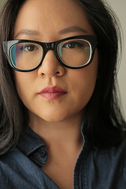Audrey Chan, ACLU SoCal Artist-in-Residence