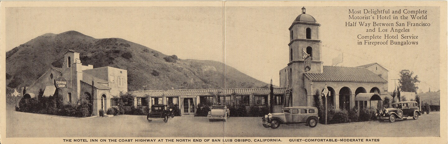 The Motel Inn in San Luis Obispo