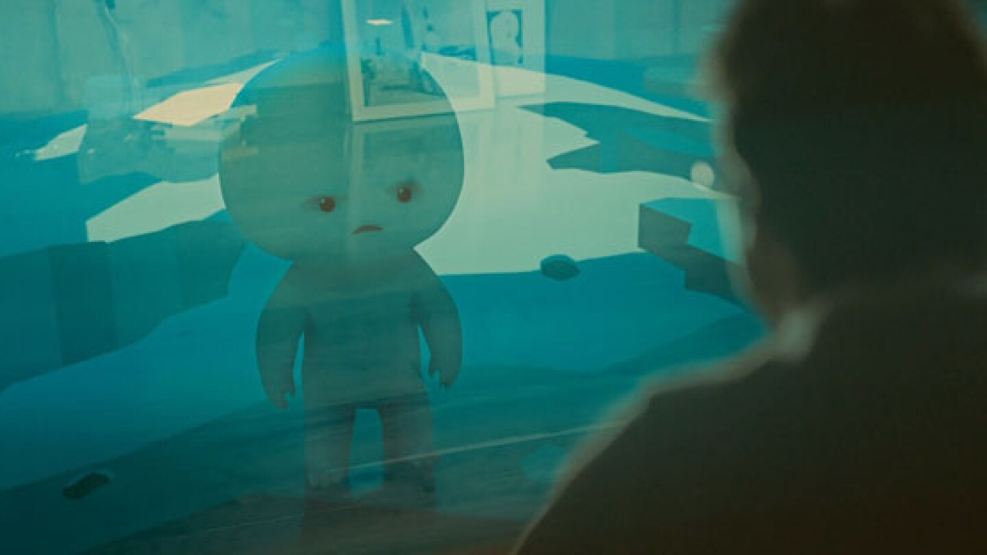 Animated sequence from Her, Spike Jonze