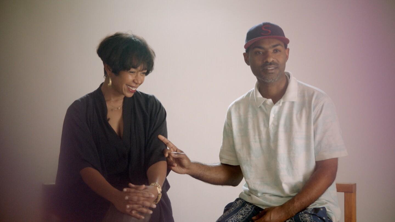 Karon Davis and Kahlil Joseph