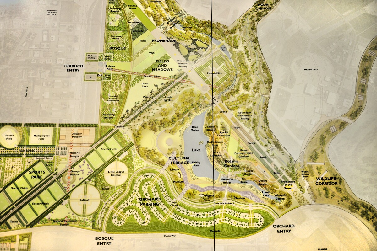Lake, Wilderness Corridor, Ken Smith Renderings, 2011 |  Legacy Project photographers