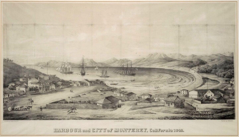 Monterey, California, 1842