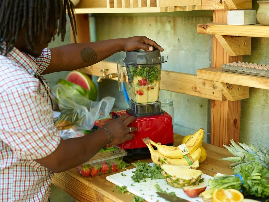 Tropics Juice Bar