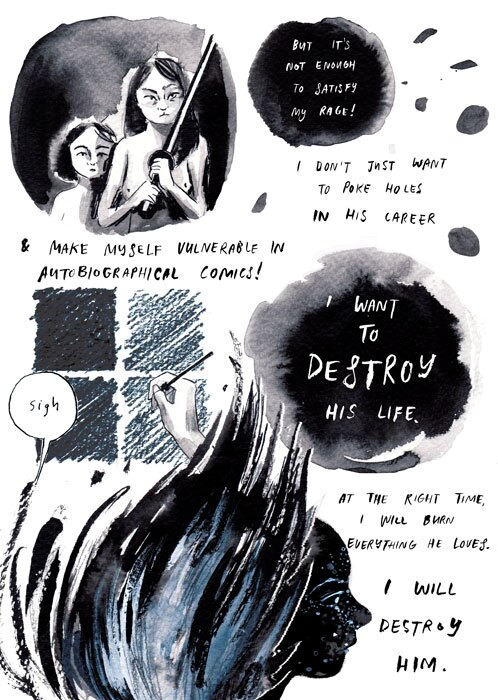 """Destroy Every Thing You Touch (page 6) 