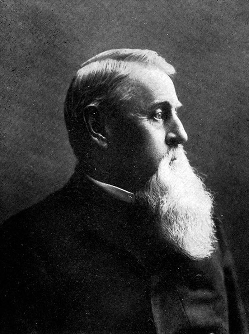 Cameron Thom. Thom had been the City Attorney, county District Attorney, and a State Senator before joining other secessionist Angeleños in fighting for the Confederate States. Photograph courtesy of Security Pacific National Bank Collection, Los Angeles