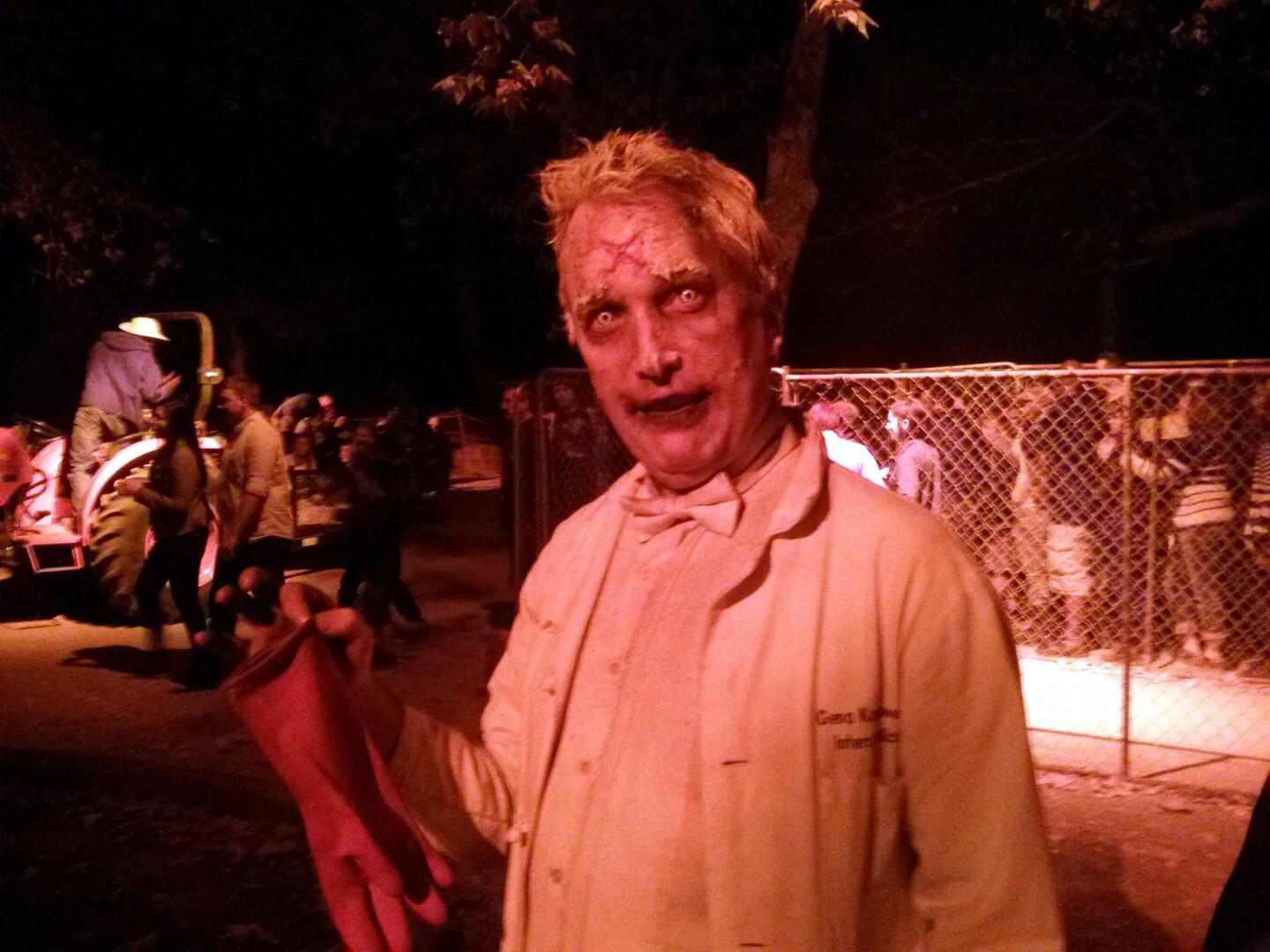 Los Angeles Haunted Hayride l Photo: Cory Doctorow, some rights reserved