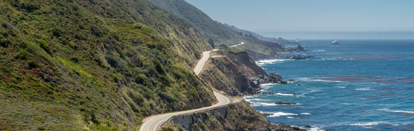 Highway 1 in Big Sur | Photo: Fred Moore, some rights reserved