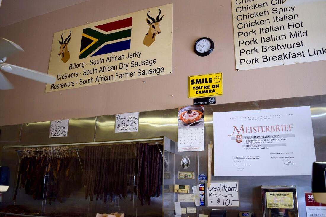 Inside European Deluxe Sausage Kitchen | Danny Jensen