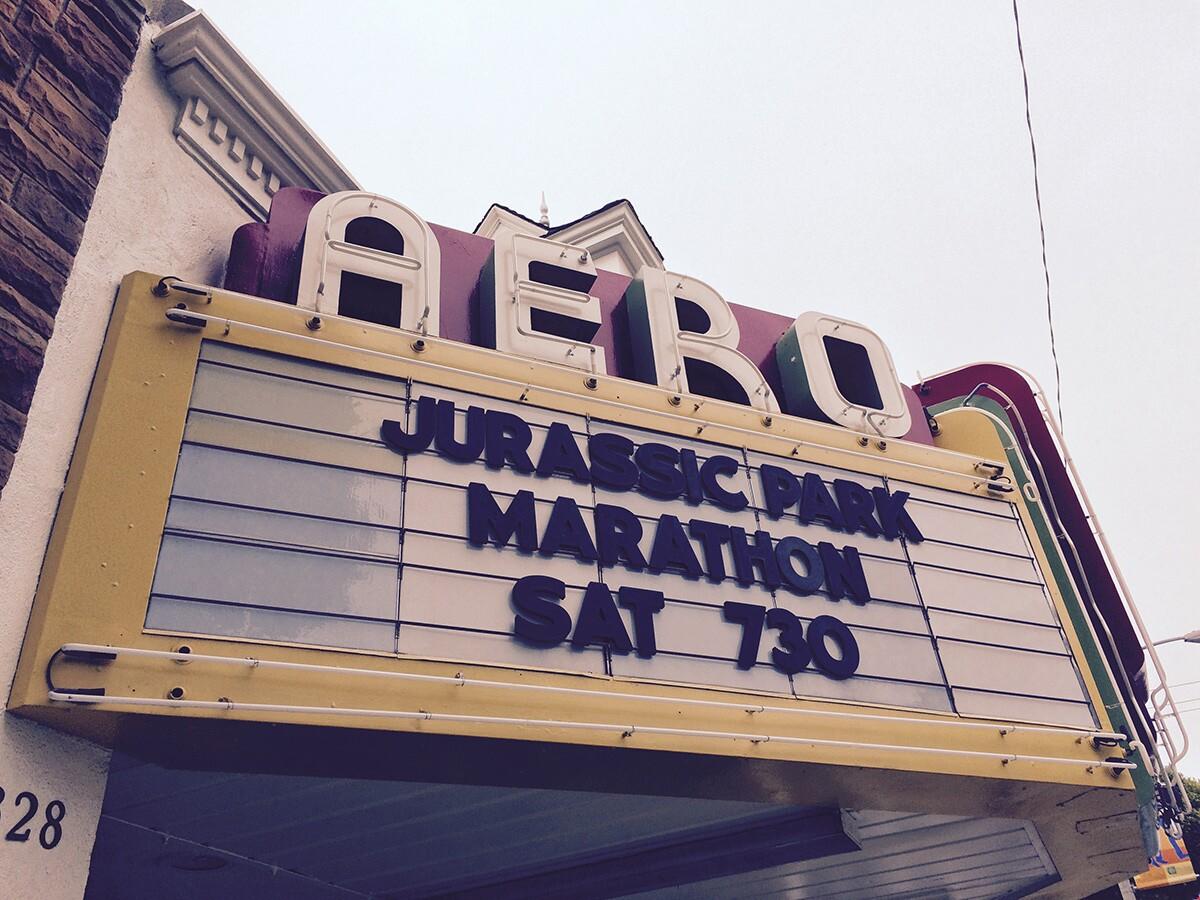 Aero Theatre in Santa Monica   Flickr/fredo/Creative Commons (CC BY-ND 2.0)