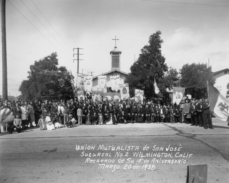 Union Mutualista de San José in 1938