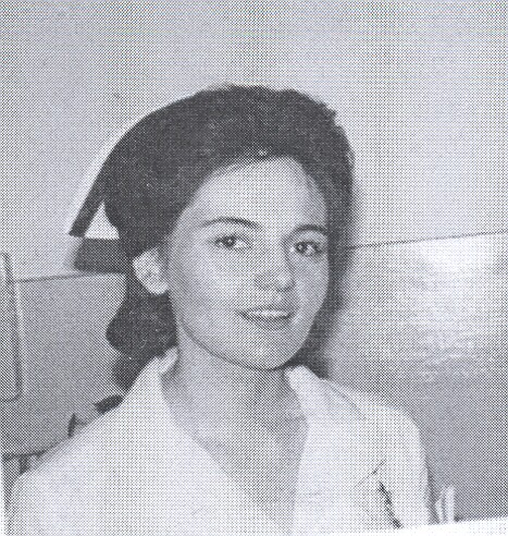 Justice Moore working as a nurse in an army hospital in Germany