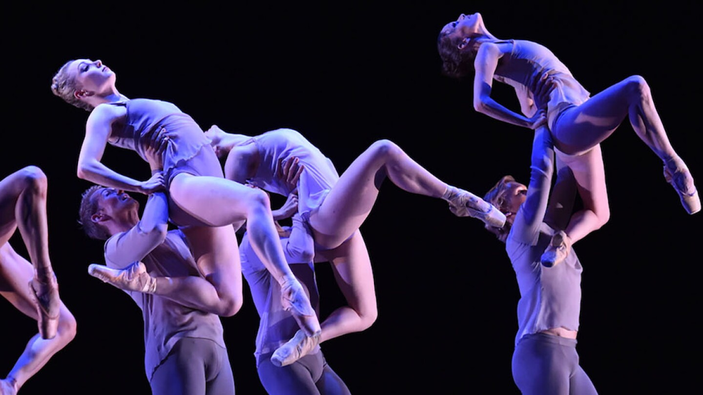 Courtesy of Barak Ballet