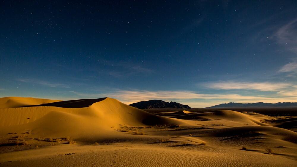 The Cadiz Dunes | Photo: David Lamfrom