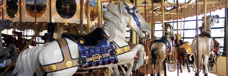 Santa Barbara's Chase Palm Park Carousel