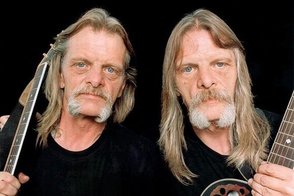 Larry and Garry Lipfird by Christofer Dierdorff