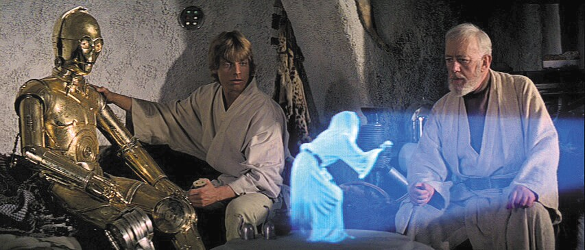 Star Wars Episode IV: A New Hope. | Flickr/Rosenfeld Media/Creative Commons (CC BY 2.0)