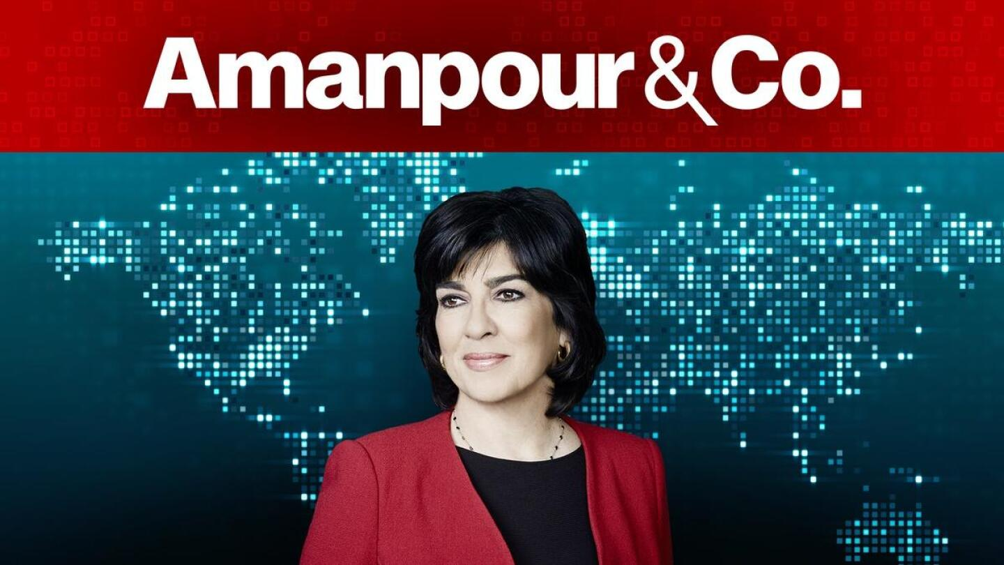 Amanpour and Company Key Art