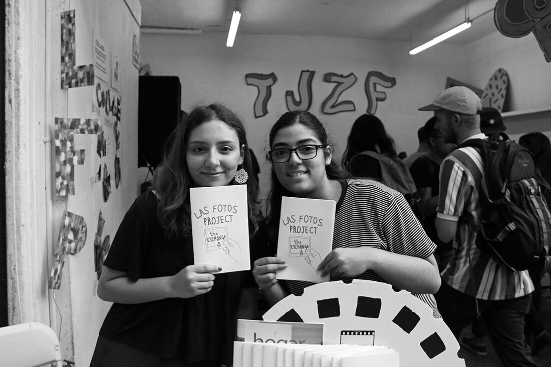 Las Fotos Project in Tijuana | Samanta Helou Hernandez