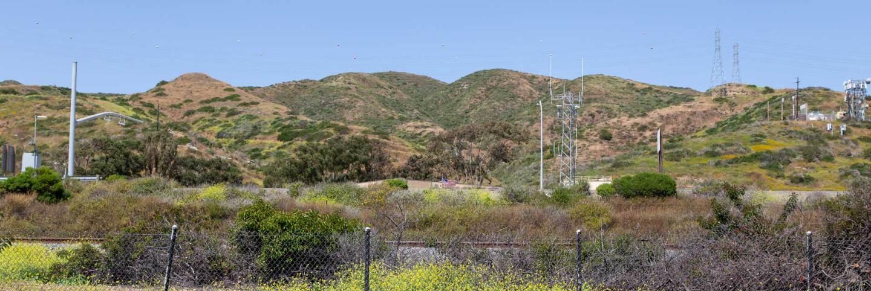 View of San Clemente Border Patrol station | Lena Martinez-Miller