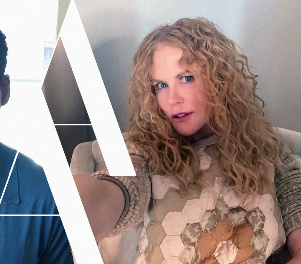 Nicole Kidman and Chris Rock