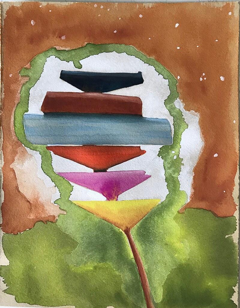 "Lisa Adams, ""Untitled 4,"" 2020. | Courtesy of the artist"