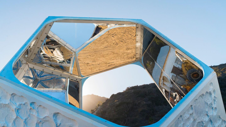 "Doug Aitken, ""Underwater Pavilions."" | Photo: Matt Crotty"