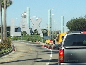 Los Angeles International Airport   Photo: Aja Dang