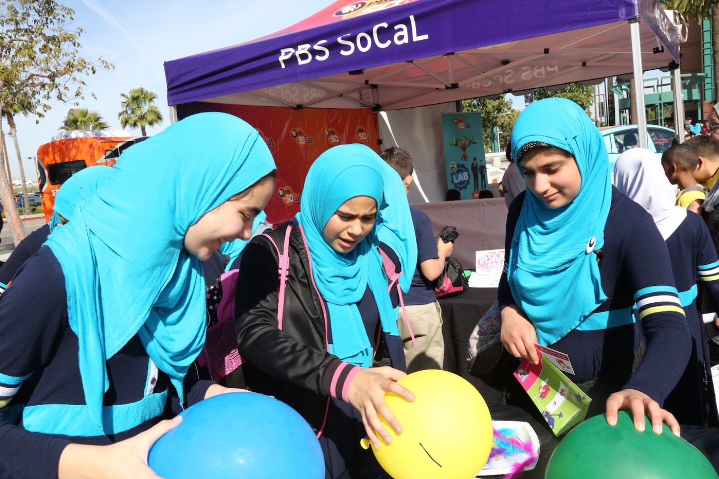 PBS SoCal Kids Science Project