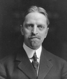 Charles Mulford Robinson drafted a report called 'Los Angeles: The City Beautiful' that was part of a national urban planning movement characterized by monumental architecture. Photo courtesy of University of Illinois Archives.