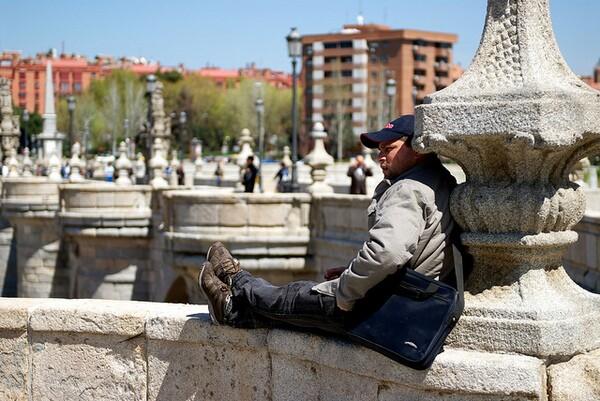 Puente de Toledo   Photo courtesy Nic Garcia