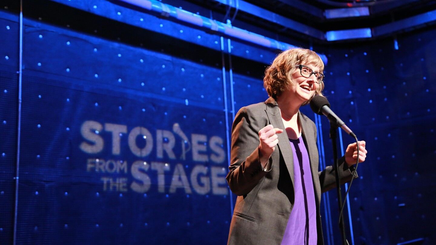 """Alison Smith recounts reuniting with her distant dad after his Alzheimer's diagnosis. 