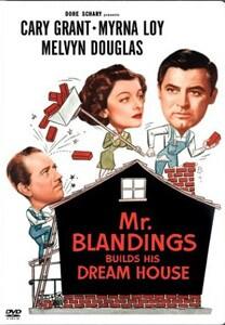 DVD cover for Mr. Blandings Builds His Dream House. | Wikicommons