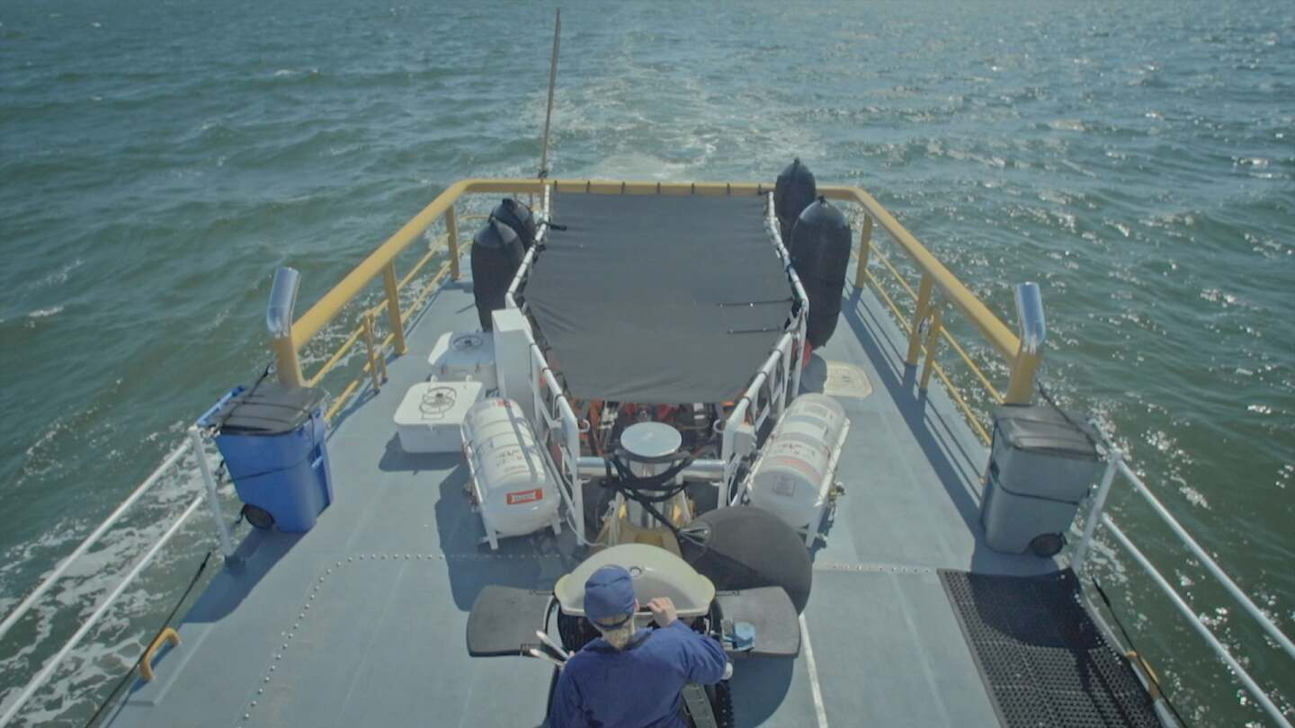 Coast Guard. Still from Meals Ready to Eat
