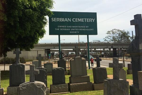 SerbianCemetery