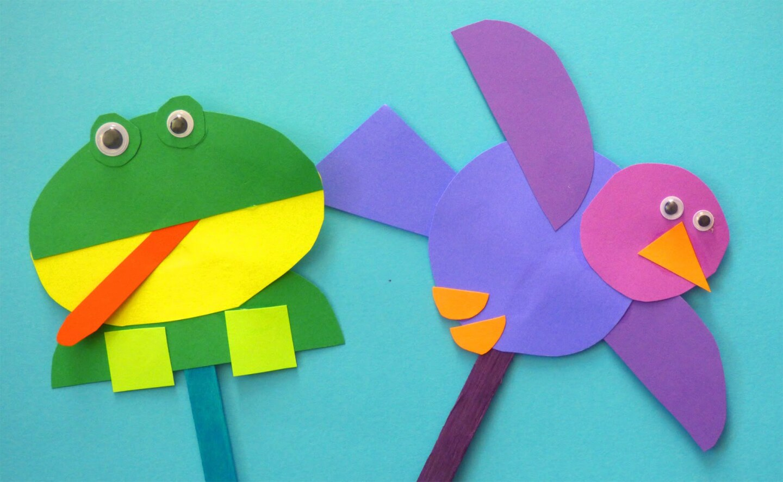 Matemáticas Divertidas En Familia Crea Una Marioneta Pbs Socal
