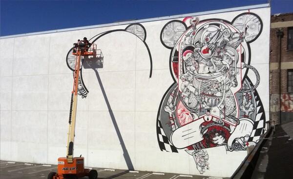 LA Freewalls I Jet Set Grafitti